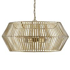 Hugo Drum Pendant Light