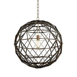 Barton Globe Pendant