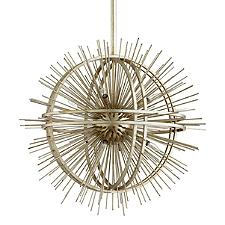 Saturn Burst Chandelier