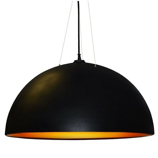 3 Bulb Dome Pendant