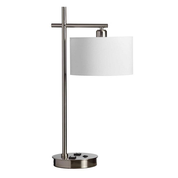 1 Light Table Lamp with USB Port