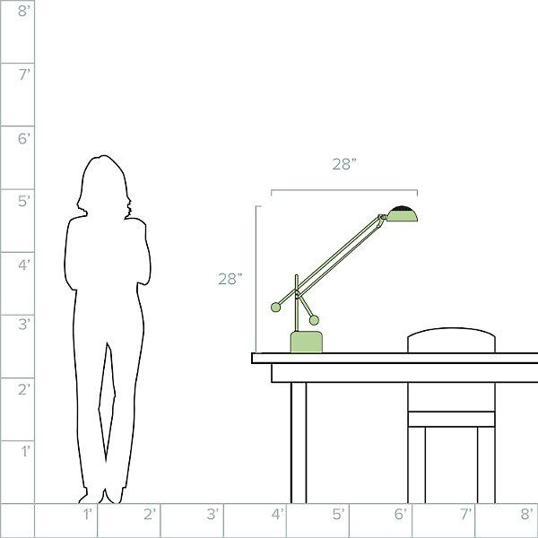 8W LED Desk Lamp