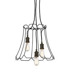 Belenko 3 Light Pendant