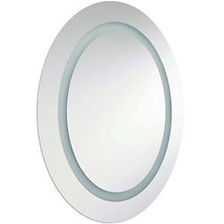 Oval Inside Illuminated LED Mirror