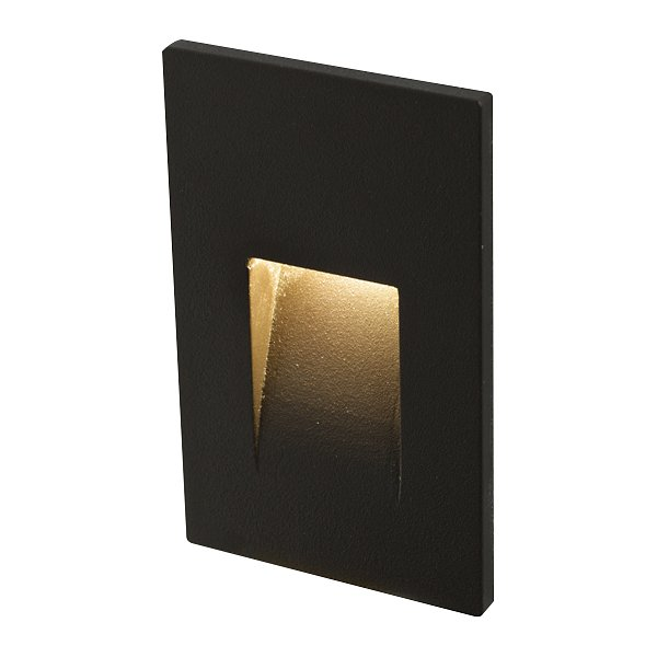 LED FORMS Recessed Vertical Step Light