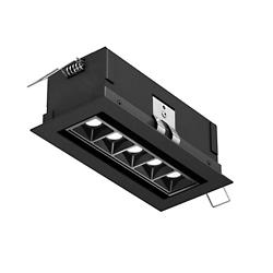 Multi-Spot Directional LED Recessed Downlight