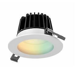 Smart RGB 4 Inch LED Recessed Panel Light