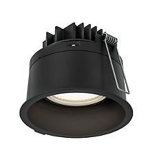 Regressed 4 Inch Gimbal LED Downlight With Thin Trim