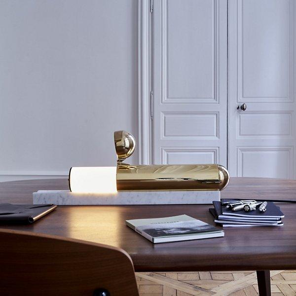 ISP LED Table Lamp