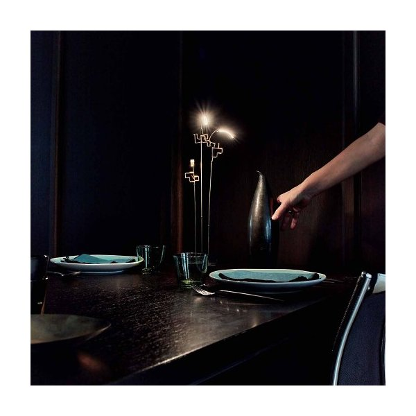 Boucle LED Table Lamp