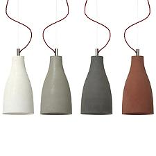 Heavy Tall Pendant