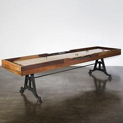 Shuffleboard Gaming Table