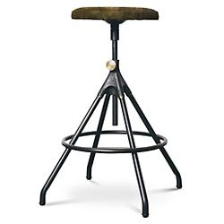 Akron Adjustable Counter Stool
