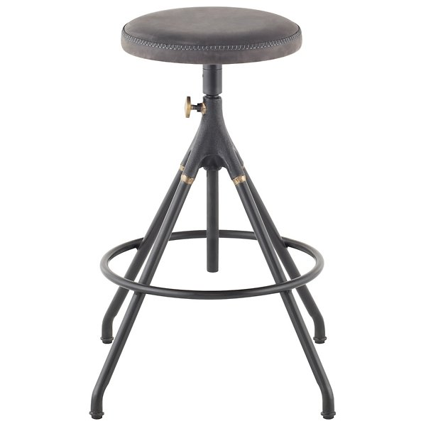 Akron Adjustable Counter Stool By District Eight At Lumens Com