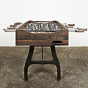 Foosball Bar Table