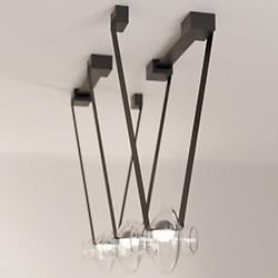 Etat-des-Lieux 3B LED Multi-Light Pendant