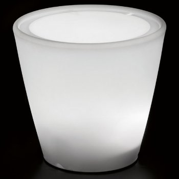 Omnia Illuminated Side Table/Stool