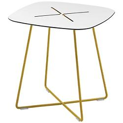 Cross Low Side Table