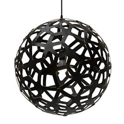 Coral Pendant (Black Paint/24 Inch) - OPEN BOX RETURN