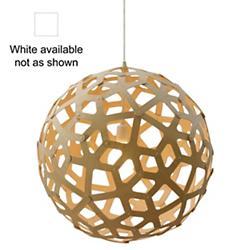 Coral Pendant (White/31 Inch) - OPEN BOX RETURN