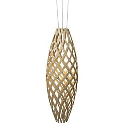 Hinaki LED Pendant (Natural Bamboo) - OPEN BOX RETURN