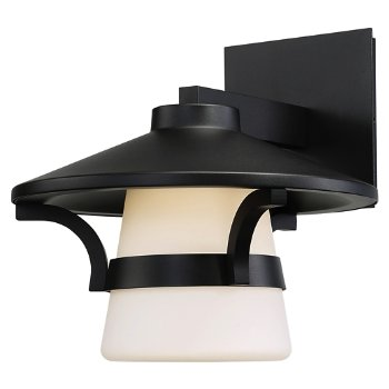 Abode Outdoor Wall Sconce