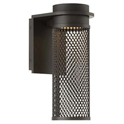 Mesh Outdoor Wall Sconce