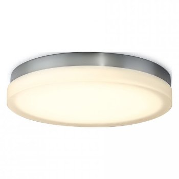 Slice Indoor/Outdoor LED Flushmount/Wall Sconce
