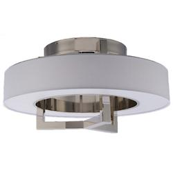 Madison LED Semi-Flush Mount