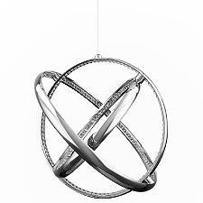 Tumbling LED Pendant