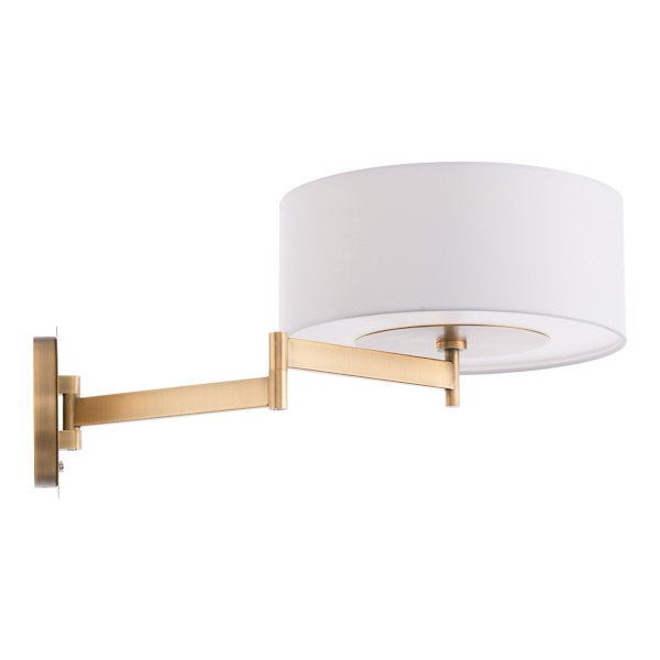 Chelsea LED Swing Arm Wall Sconce