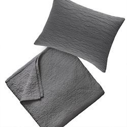 Woodgrain Matelasse Coverlet