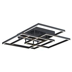 Garmano LED Square Flushmount