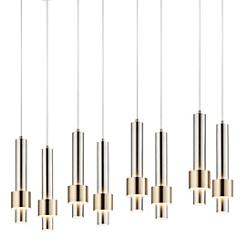 Lilla LED Linear Suspension