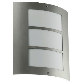 City Outdoor Wall Sconce