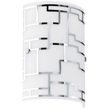 Bayman Geometric Wall Sconce