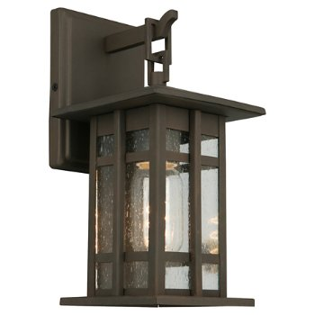 Arlington Creek Outdoor Wall Sconce