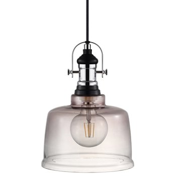 Gilwell Mini Pendant with Glass Shade