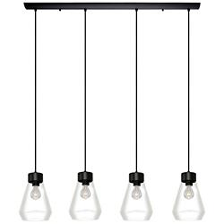Montey 4-Light Linear Suspension