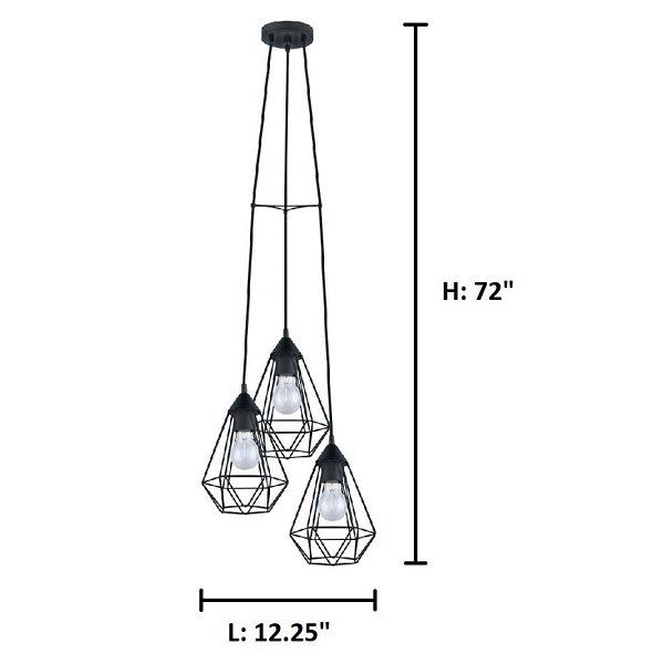 Tarbes Multi Light Pendant