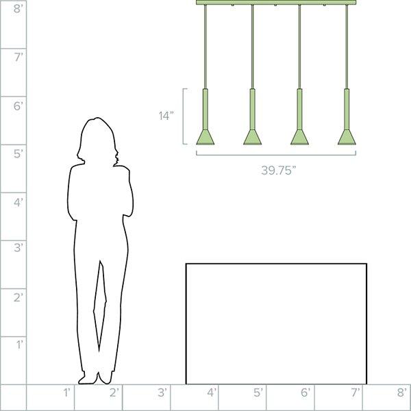 Cortaderas Linear Suspension