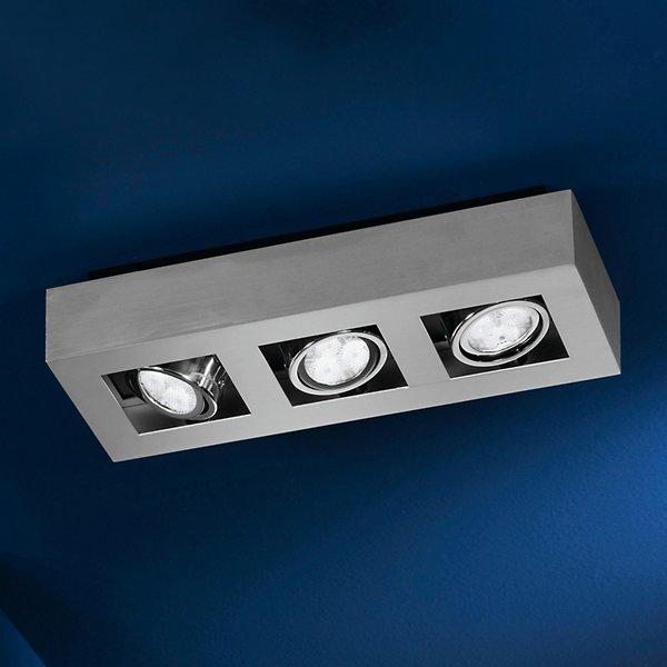 Loke Rectangular Track Light