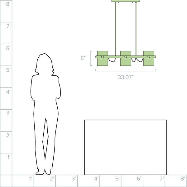 Hornwood Linear Suspension