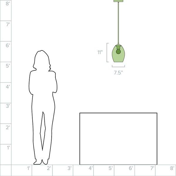 Estanys Mini Pendant