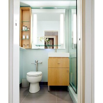 Shown in Mirror finish, lit, in use