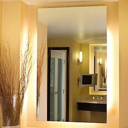 Serenity LED Lighted Mirror
