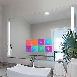 Savvy Fusion Smart TV Mirror