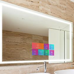 Savvy Integrity LED Smart TV Mirror