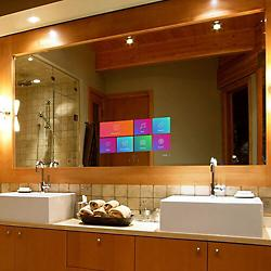 Savvy Smart TV Mirror