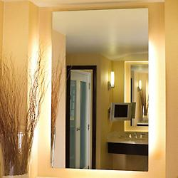 Serenity Lighted Mirror (Mirror) - OPEN BOX RETURN